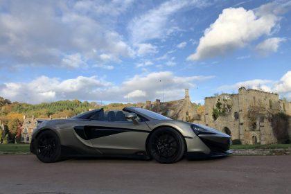 Essai McLaren 600LT SPIDER