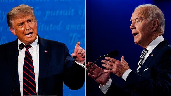Entre Joe Biden et Donald Trump, une lettre « très généreuse » qui fait beaucoup parler | Forbes France