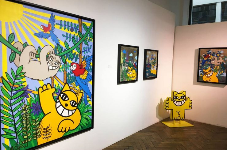 Galerie Brugier-Rigail M.CHAT 2021
