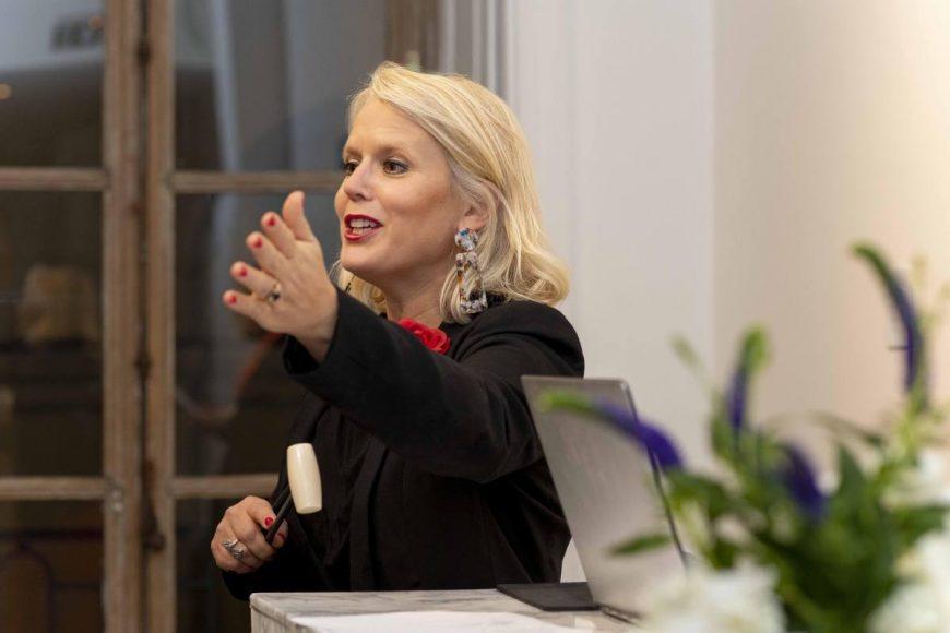 Elsa Joly Mlahomme commissaire priseur Ader Entreprises patrimoine