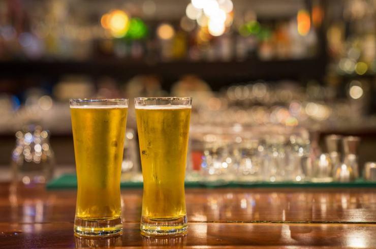 importations de bières