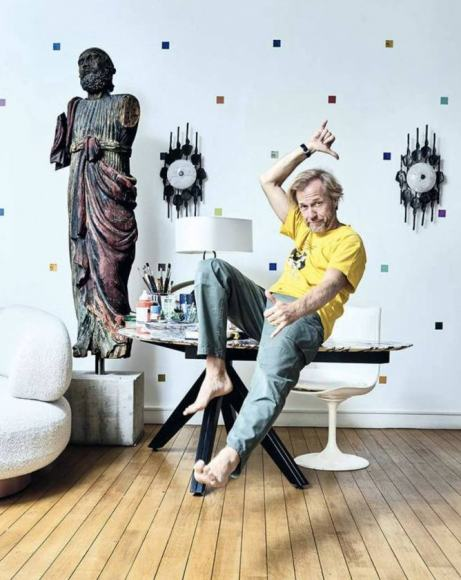 Hubert de Malherbe design concept store agence