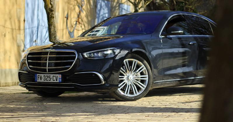 Nouvelle Mercedes-Benz Classe S : Toujours plus de luxe et de technologie