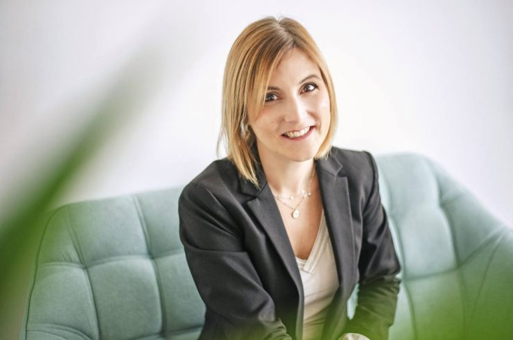 Christelle Courrège