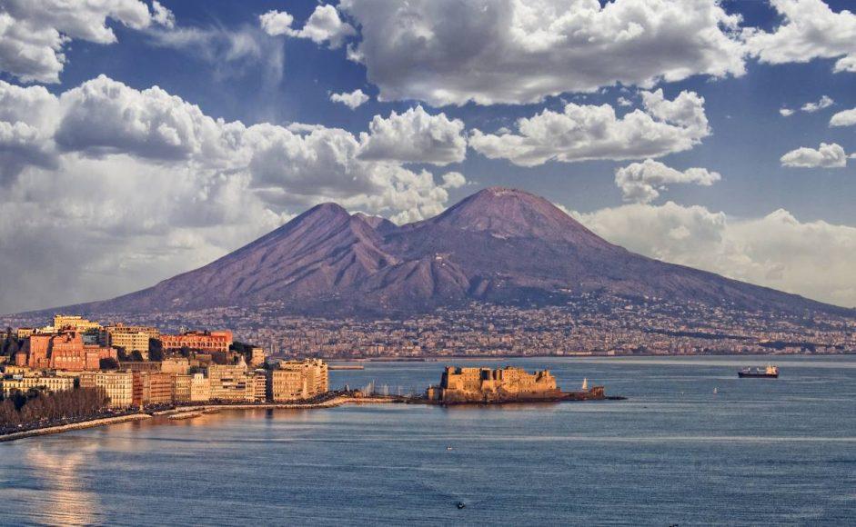 Etna, Stromboli, Vésuve : trois volcans actifs en Italie