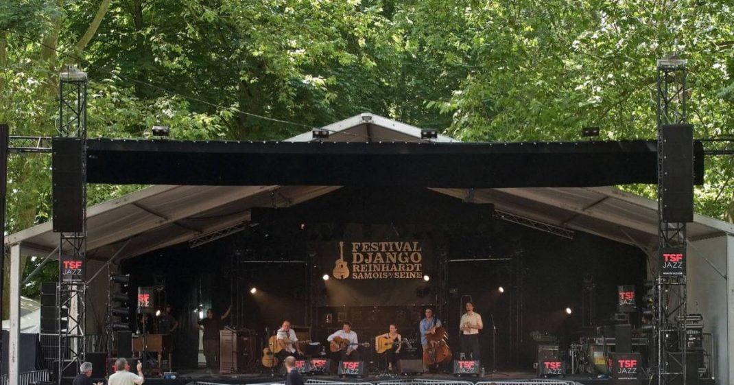 Festival Django Reinhardt jazz manouche