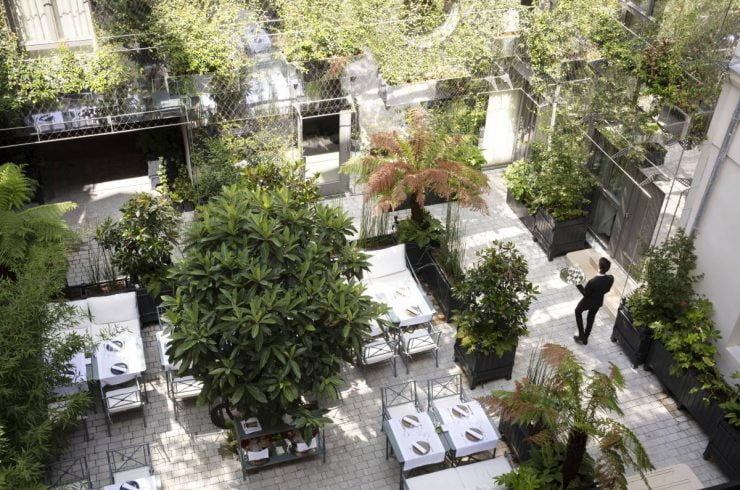 Jardins du Faubourg