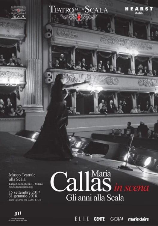 Maria Callas. Gli anni della Scala (de Vittoria Crespi Morbio, éditions Allemandi) © Teatro alla Scala