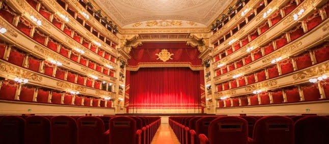 Le théâtre de la Scala - © Teatro alla Scala