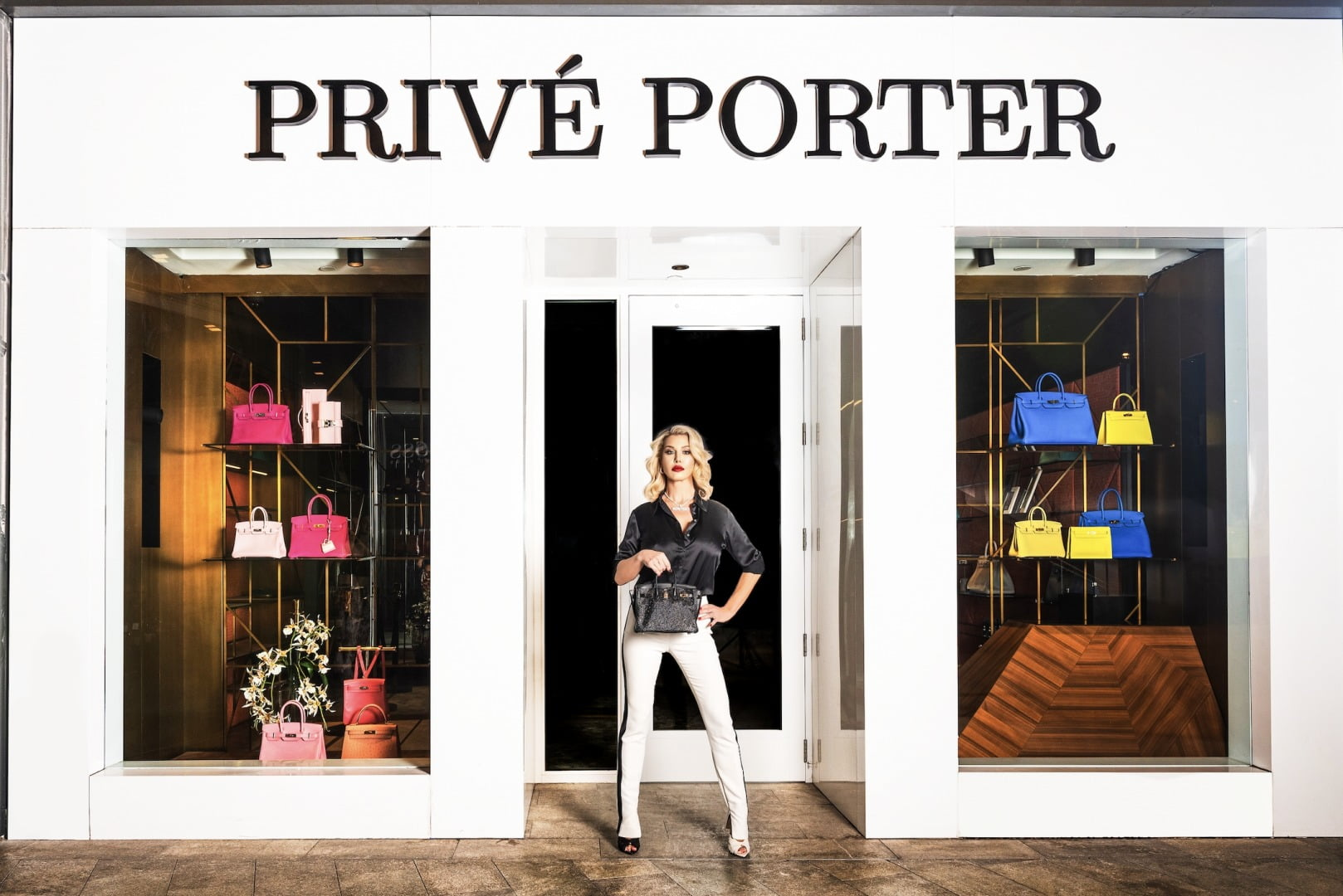 Privé Porter