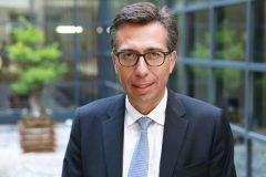 François Essertel, Market Head of Europe International de HSBC / Crédit : Bertrand Desprez.