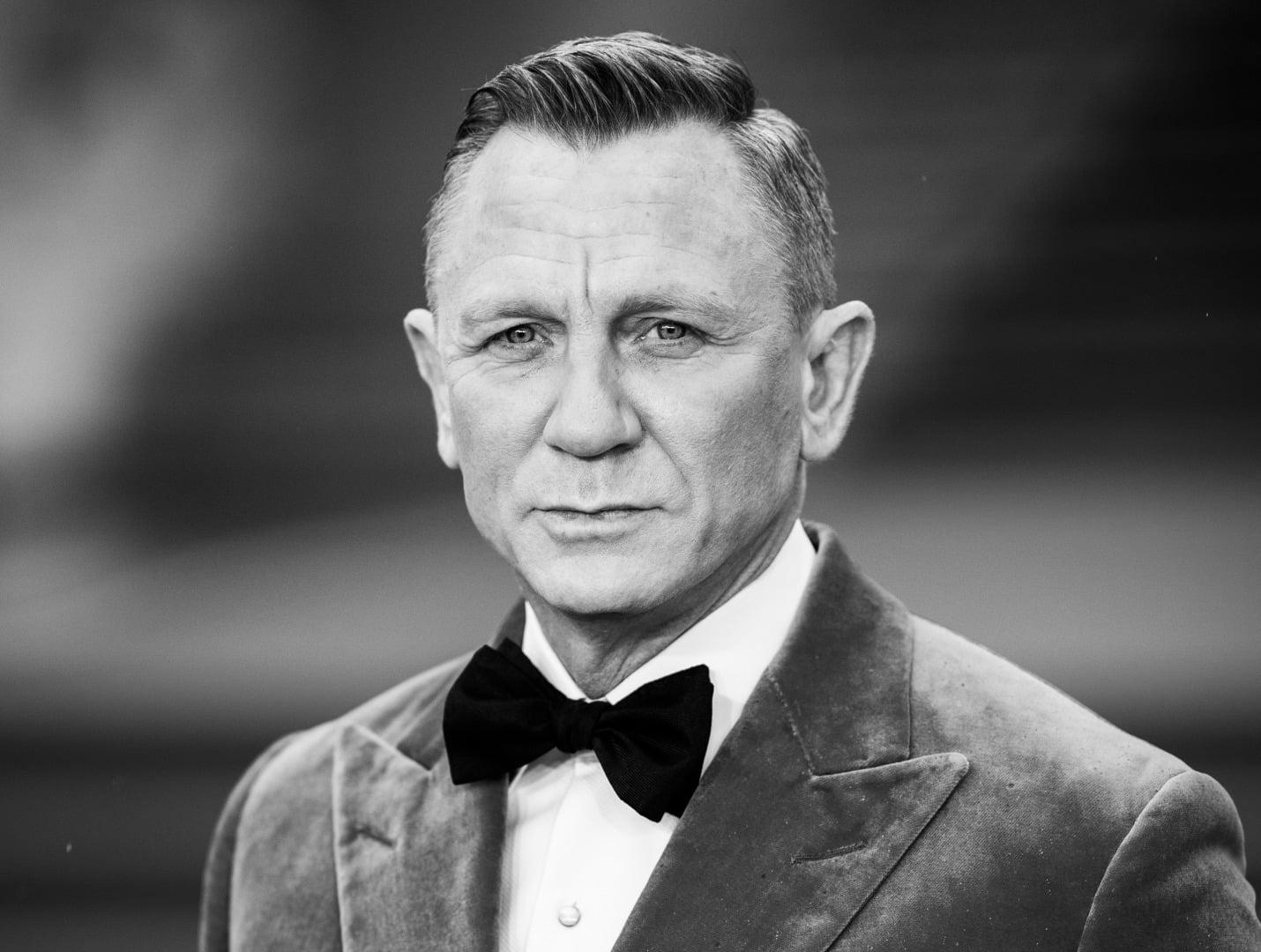 Daniel Craig, éternel 007