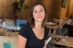 Lucie Basch, fondatrice de Too Good To Go France.
